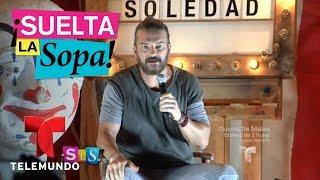 Ricardo Arjona explica por qué abandonó entrevista en televisión | Suelta La Sopa | Entretenimiento