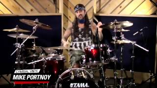Mike Portnoy (Ex DT) - Unbelievable Drums Solo 2014