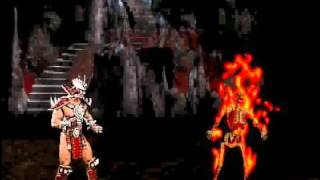 Shao Khan vs Meat Blaze?