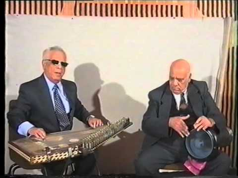 Iraqi Jewish musicians play original instrumental music Iraqi of Iraq