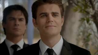 The Vampire Diaries - Casamento De Stefan & Caroline - Parte1 - ((Dublado))