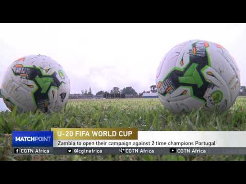 U20 FIFA World cUp: Zambia to open their campaign against 2 time champions Portuga