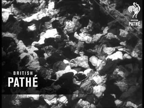 Auschwitz Concentration Camp Reel 2 (1945)