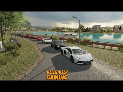 Forza Horizon 3 Best Looking Cars Car Show, Grudge Roll Racing, Highway Takeover, Drag Pulls & More!