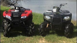 Honda vs Polaris