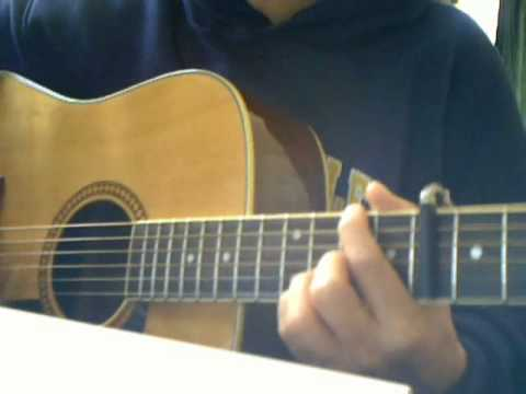 (Chords) Ambrose Hsu -  Xìng Fú de Shùn Jiān (幸福的瞬間) (acoustic)