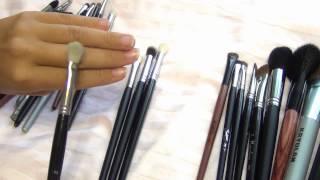 видео Кисти для растушевки теней