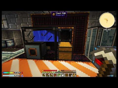 Minecraft Crash Landing #3: SÀNG LỌC ĐỒ TỰ ĐỘNG!