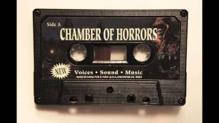 """Chamber of Horrors"" Halloween Cassette (1990s Version)"