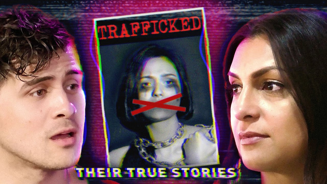 Download I spent a day with HUMAN TRAFFICKING SURVIVORS