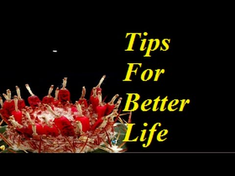 Tips For Better Life || Quotes for best life || motivation ...