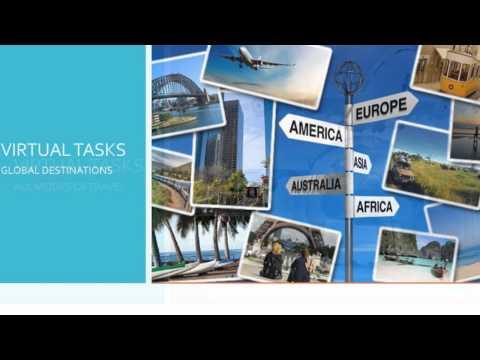 Virtual Tasks Travel Service