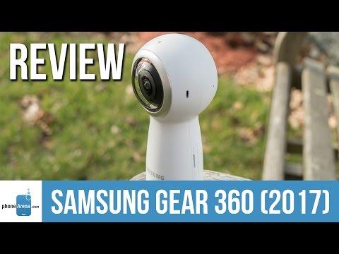 Samsung Gear 360 (2017) Review