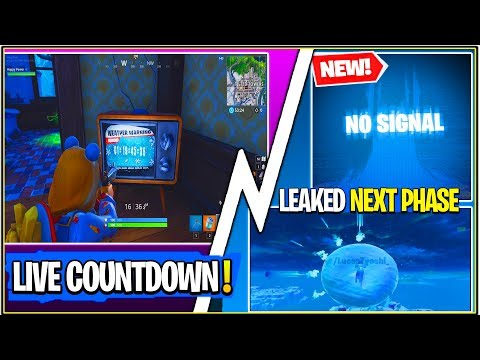 *NEW* Fortnite: Ice King/Storm LIVE OFFICIAL Event Time, ENTIRE Event Leaked & More!