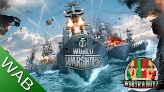 World of Warships Open Beta Preview - Worth a Play?