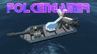 Destroyer Speed Build 1 From The Depths Build Episode 9 Folkengamer