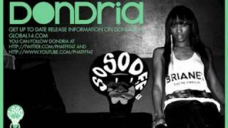 Dondria - Your The One (Remix) Ft.Jermaine Dupri