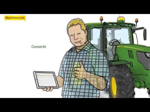 MyJohnDeere.com le portail agricole simple, ouvert, connecté et gratuit