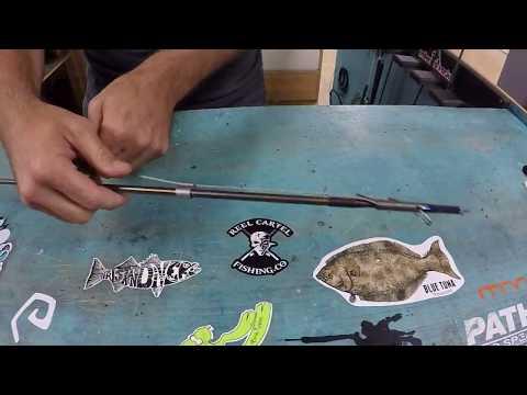 Neritic Speargun Magnetic Slip Tip Review