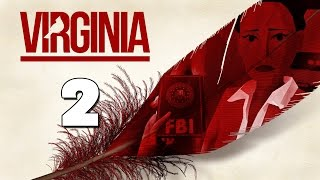 Lets Play Virginia Deutsch #02 German Walkthrough Gameplay ツ Vermisstenfall: Lukas