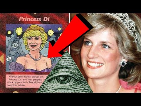 Tajna Princeze Dajane - Teorije Zavere
