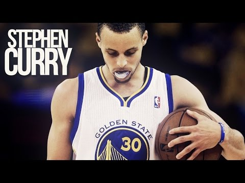 Stephen Curry -  fantastic basketball player