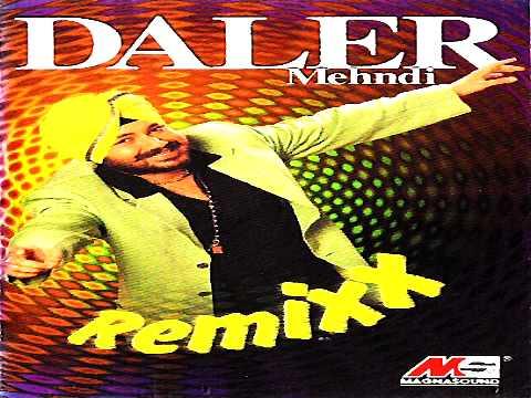 Daler Mehndi Remix [1999] - Dardi Rab Rab (Dance Menace Mix)