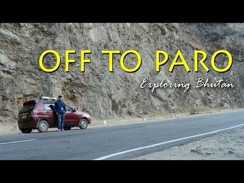 Paro Airport Immigration | Explore Bhutan | Rajlochan Baruah
