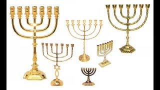 Saiba tudo sobre Menorá Judaico de Bronze antes de comprar!
