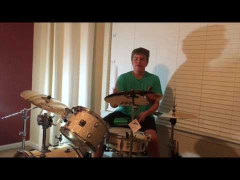 Paint It Black - The Rolling Stones - Drum Cover/Solo