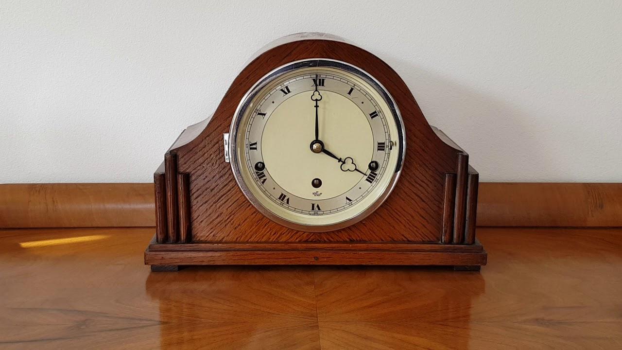 Elliott Westminster Chiming Clock Youtube