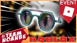 comment obtenir des lentilles lunettes de chat | Fête de l'HALLOWEEN Roblox 2018 | Événements de la veille de la mort