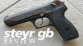 Steyr Gb 9mm Field Strip Youtube