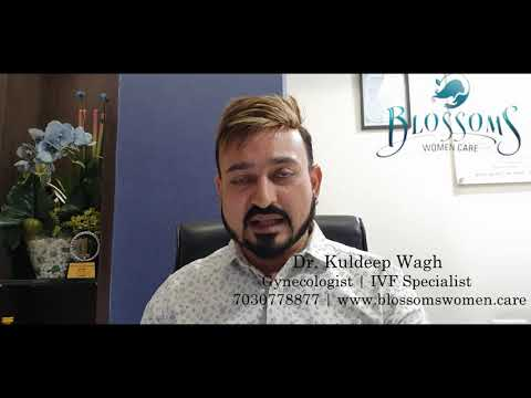 Dr. Kuldeep Wagh | Irregular Periods | PCOD | Stress | Pregnancy | Blossoms Women Care