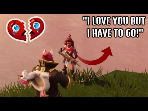 Saddest Moments in Fortnite #59 (TRY NOT TO CRY) [SEASON 5] en streaming