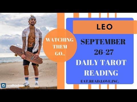 free daily tarot reading for leo
