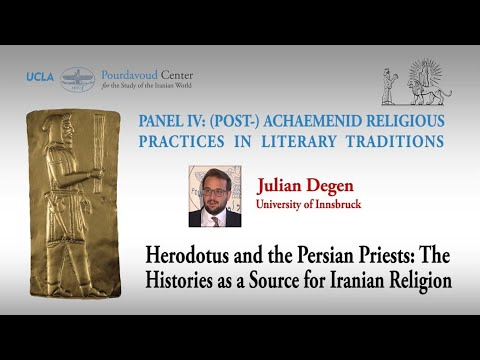 Thumbnail of Herodotus and the Persian Priests: The Histories as a Source for Iranian Religion video
