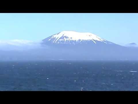 Sailing in to Sitka, AK