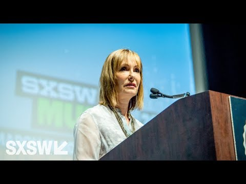 Gale Anne Hurd Keynote  SXSW Film 2016