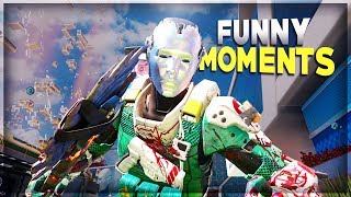 Black Ops 3 Funny Moments - Switching Accounts & Killcams!