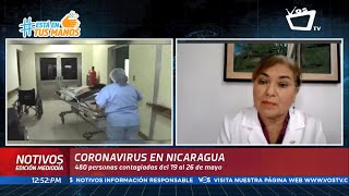 ENTREVISTA: ¿En qué fase se encuentra Nicaragua en la crisis del coronavirus?