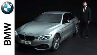 BMW 4 Serie | BMW 4 Serie Gran Coupé. Product substance (BMW.nl) thumbnail