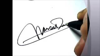 Powerful Signature for Best Leader