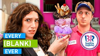 Every Baskin Robbins Ever