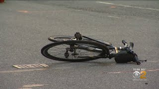 Cyclist Fatally Struck By Truck In Chelsea Hit-And-Run