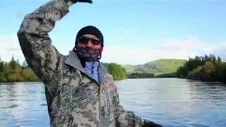 ВОДОМЕТНОЕ САФАРИ - II (ч.1)  Путешествие на водометных лодках и рыбалка на горных реках Сибири