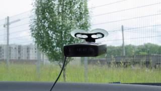 Холодный старт радар-детектора PlayMe Quick 2