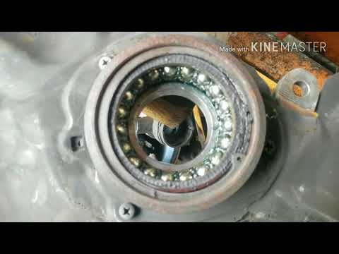 How to Replace Honda Accord Front Wheel Bearings