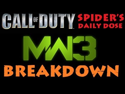 MW3 Breakdown: Search on Mission