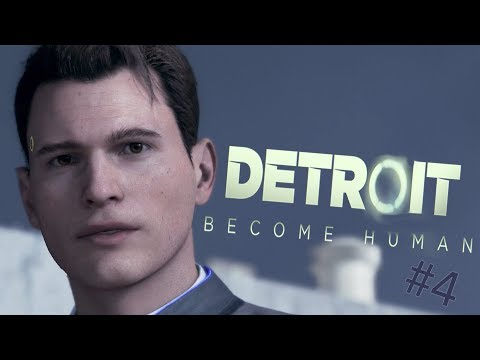 Detroit: Become Human - SMACC A PIGEON #4 (PS4 Exclusive/Let's Play)